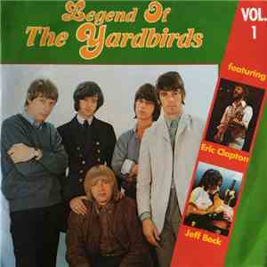 The Yardbirds - Legend Of The Yardbirds Vol. 1