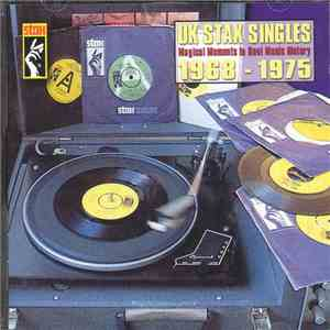 Various - UK Stax Singles, 1968-1975: Magical Moments In Soul History
