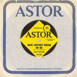 Dilys Watling - Have Another Dream On Me