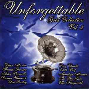 Various - Unforgettable Gold Collection  Vol 2