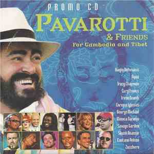 Pavarotti & Friends - Pavarotti & Friends For Cambodia And Tibet