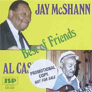 Al Casey & Jay McShann - Best Of Friends