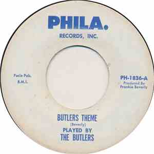 The Butlers - Butlers Theme / Laugh, Laugh, Laugh