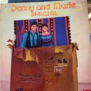 Donny & Marie Osmond - Donny And Marie Special