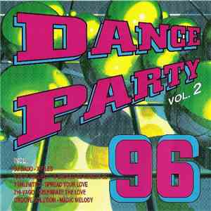 Various - Dance Party 96 - Vol. 2