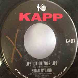Brian Hyland - Lipstick On Your Lips