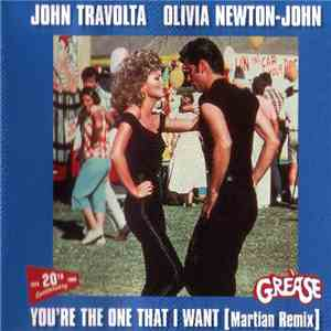John Travolta & Olivia Newton-John - You're The One That I Want (Martian Re ...