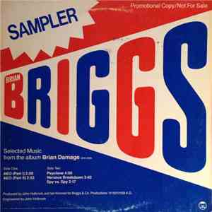 Brian Briggs - Special Sampler (Selected Music From The Album Brian Damage)