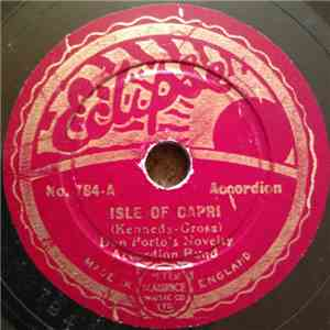 Don Porto's Accordion Band - Isle Of Capri / Hawaiian Twilight