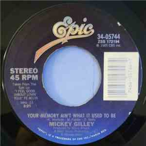 Mickey Gilley - Your Memory Ain't What It Used To Be / Lonely Nights, Lonel ...