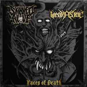Skinned Alive  / Weak Aside - Faces Of Death