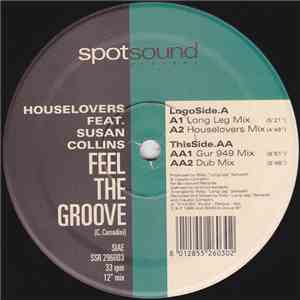 Houselovers Feat. Susan Collins  - Feel The Groove