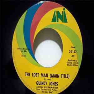 Quincy Jones And  The Kids From PASLA - The Lost Man (Main Title) / Main Sq ...