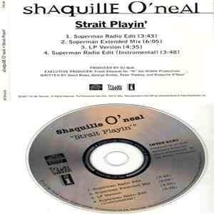 Shaquille O'Neal - Strait Playin'