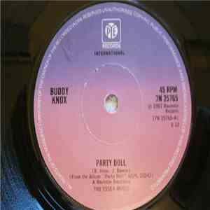 Buddy Knox - Party Doll / Somebody Touched Me / Don't Make Me Cry