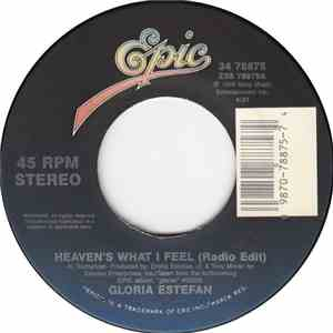 Gloria Estefan - Heaven's What I Feel