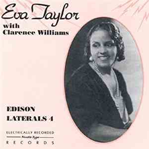 Eva Taylor With Clarence Williams - Eva Taylor With Clarence Williams