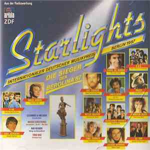 Various - Starlights - Internationaler Deutscher Musikpreis Berlin 1987