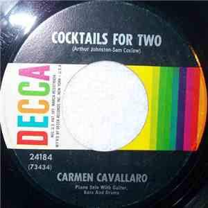 Carmen Cavallaro - Cocktails For Two